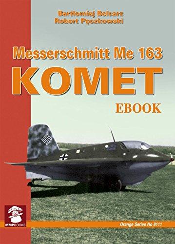 Messerschmit ME 163 Komet (Orange Series)