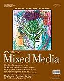 Strathmore 462-111 400 Series Mixed Media