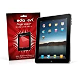 MediaDevil Apple iPad 1 / 1st Generation (2010) Screen Protector: Magicscreen Crystal Clear (Invisible) Edition - (2 x Protectors)