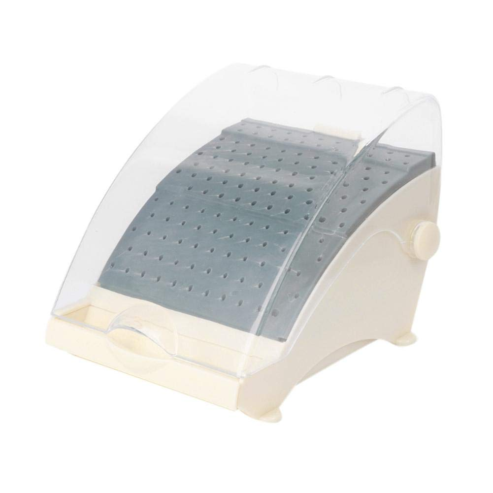 142 loch Hochtemperatur-Sterilisationsbox Schublade Typ Dental Bohrer Halter Polieren Kopf Aufbewahrungsbox Hohe Temperaturbestä ndigkeit Sterilisation Box Autoklav Sterilisator Fall Dental IrahdBowen