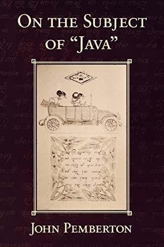 "Search : On the Subject of ""Java"""