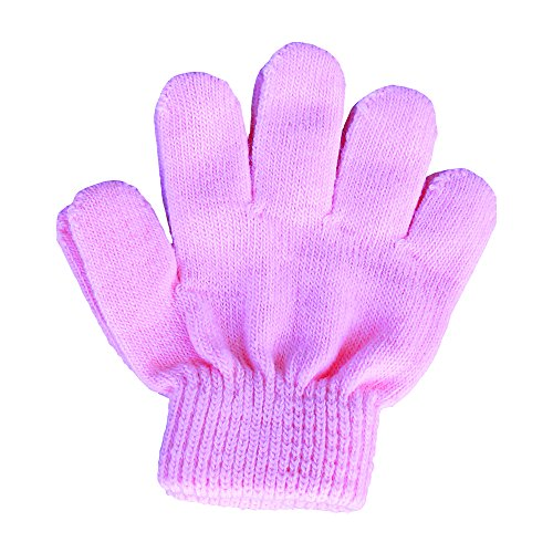- A&R Sports Toddler Handgards Gloves, Pink