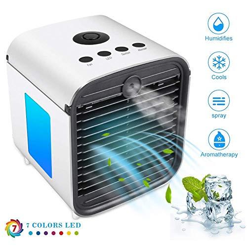 🥇 Nifogo Mini refrigerador de Aire