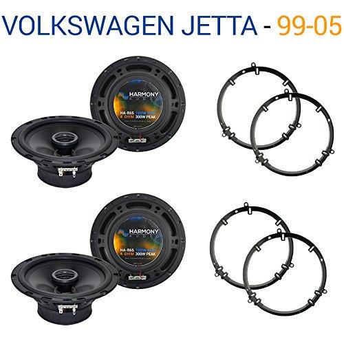 Volkswagen Jetta 1999-2005 Factory Speaker Upgrade Harmony (2) R65 Package (2004 Upgrade Package)