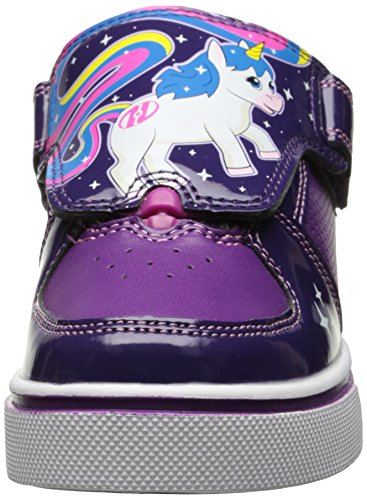 Heelys X2 Twister, Zapatillas Unisex Niños Varios colores (Grape /   Purple /   Hot Pink)