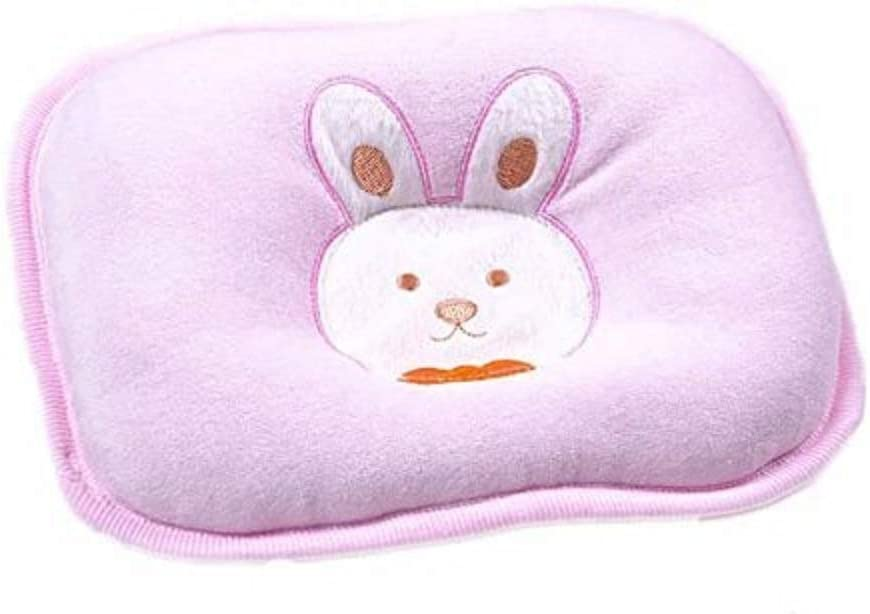 Infant Pillow Cute animal Cotton Soft Head Shaping Pillow for Newborn Prevent Flat Head