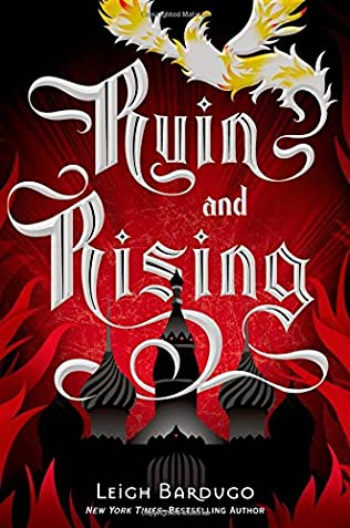 book cover of Ruin and Rising
