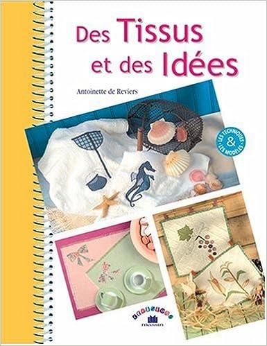 Livres Des tissus et des idées epub pdf