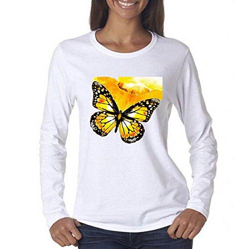 joy butterfly maxi dress - 1