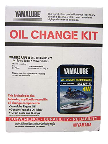 Yamaha LUB-WTRCG-KT-10 WATERCRAFT II OIL CH; LUBWTRCGKT10 for sale  Delivered anywhere in USA