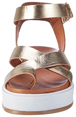 Inuovo 7457 - Tacones Mujer Gold (Gold)