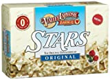 Valley Lahvosh Baking Co. Stars Crackerbread, 4.5-Ounce Boxes (Pack of 12)