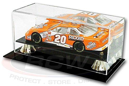 BCW 1-AD10 Acrylic 1:24 Scale Car Display - Die Cast NASCAR by BCW