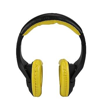 Cebbay Auricular Bluetooth inalámbrico Bajo estéreo para Auriculares 3.5mm Adecuado para TV, PC, Tableta, móvil.: Amazon.es: Electrónica