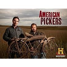 American Pickers Season 1