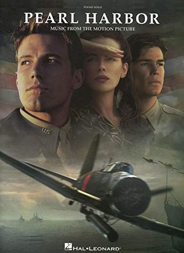 Pearl Harbor: Music from the Motion Picture (Piano Solo Songbook)
