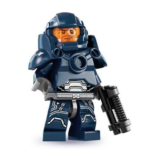 Lego Minifigures Series 7 - Galaxy Patrol (Lego Minifigures Soldier)