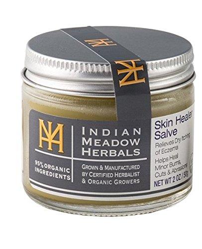 Healer Skin - INDIAN MEADOW HERBALS Salve Skin Healer, 2 OZ