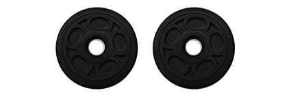 PDD Front Rail STD Idler Wheels Kit For Snowmobile YAMAHA Inviter CF 300 1986 1989