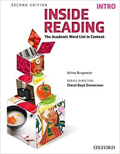 Inside Reading 2e Student Book Intro (The Academic Word List in Context) by Arline Nurgmeier (2012-12-20)