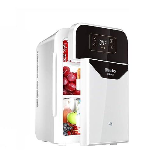 Yuany Mini refrigerador/refrigerador pequeño para automóvil y ...