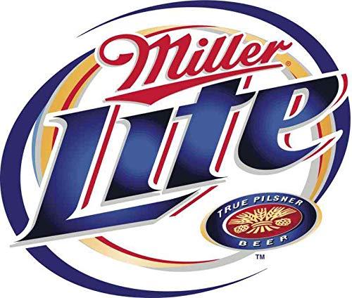 - Miller Lite Wall Art | Size: 18