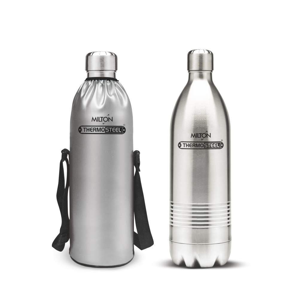 Milton Thermosteel Duo DLX-1800 Stainless Steel Water