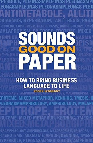 Sounds Good on Paper: How to Bring Business Language to Life by Brand: AnC Black Business Information and Development