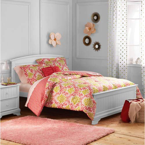 Better Homes and Gardens BH16-001-799-59 Kids Bedding Comforter Set, Full, Pink from Better Homes and Gardens