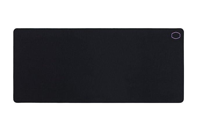 Cooler Master Gaming MP510 - Alfombrilla de ratón (Negro, Monótono, Tela, Caucho, A Prueba de Salpicaduras, 900 mm, 400 mm)