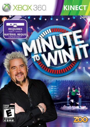 Minute to Win It (Kinect) - Xbox - San Rafael Outlet