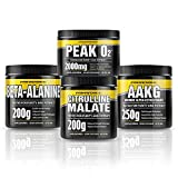 PrimaForce Pre-Workout Supplement Bundle – With PeakO2 – Enhances Strength Performance/Reduces Fatigue/Improves Muscle Recovery