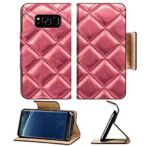Luxlady Premium Samsung Galaxy S8 Plus S8+ Flip Pu Leather Wallet Case IMAGE ID 27836504 photo close up leathers texture of sofa background