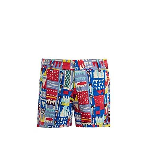 フローティングショートカット失効(レ シレヌーセ ポジターノ) Le Sirenuse, Positano レディース ボトムス?パンツ ショートパンツ Afrika cotton shorts [並行輸入品]