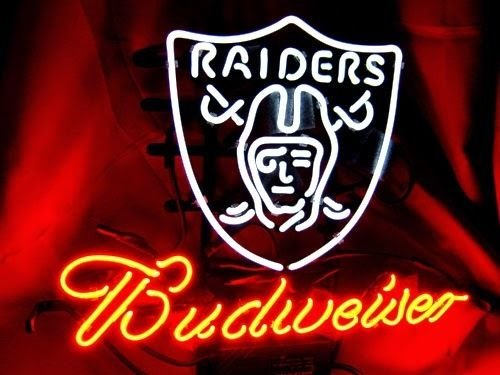 Oakland Raiders Neon Sign - Desung New 20