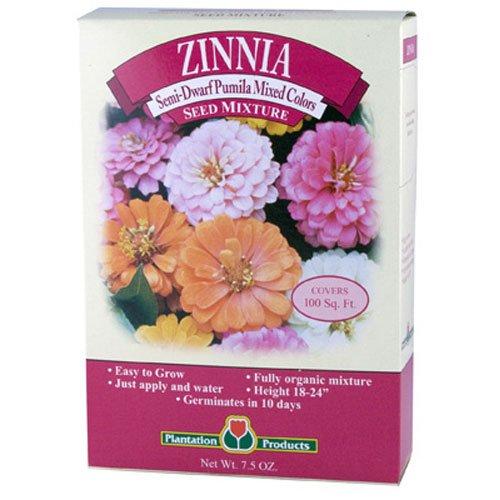 Allway Tool 7.5oz Zinnia Seeds by Allway Tool