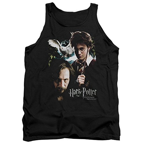 Harry Potter Harry And Sirius Officially Licensed Adult Tank Top
