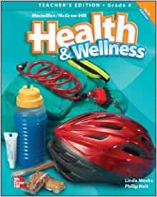 Health books for elementary students
