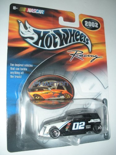 - Hot Wheels Racing 2002~PHAETON~Ryan Newman #02 Alltel