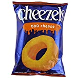 Cheezels BBQ Cheese Flavored Snack Food 2.11 Oz