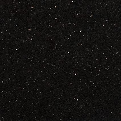 Granite Tile Flooring Countertops Black Galaxy 12 X 12 Polished