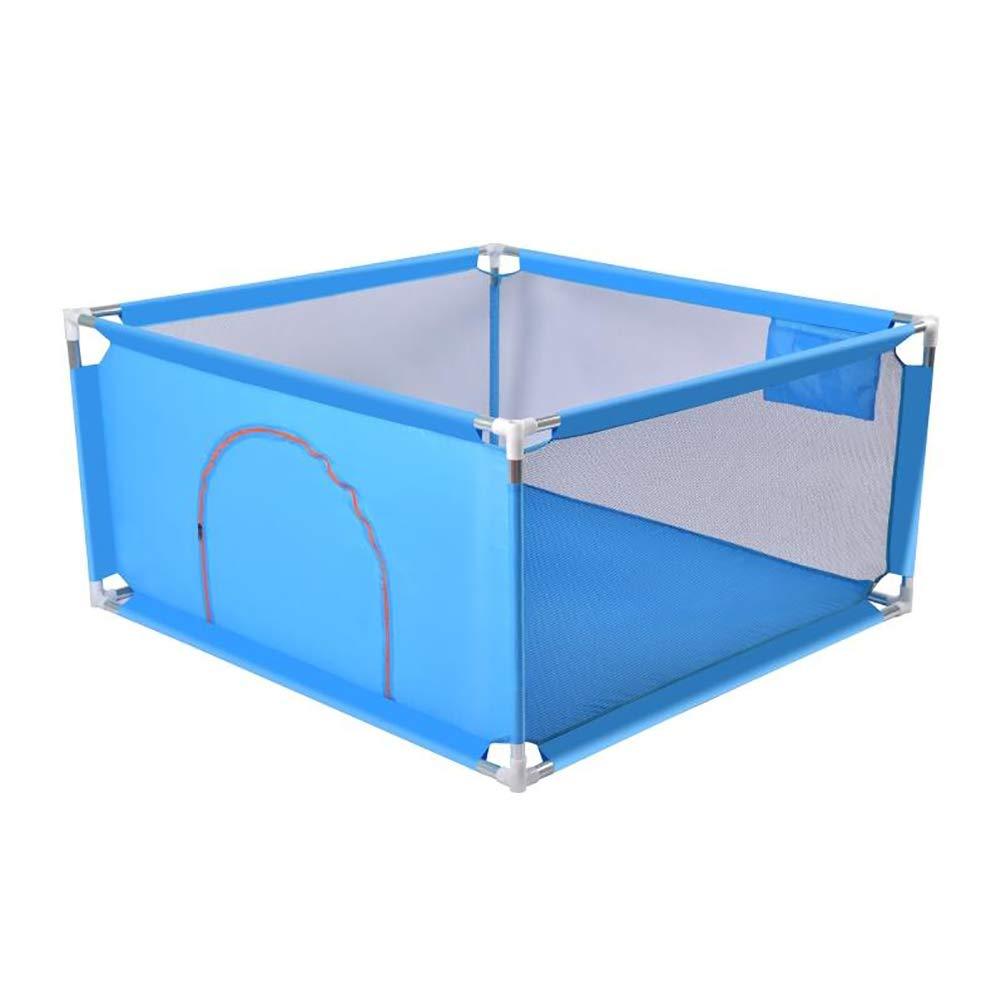 高級ブランド 家庭用子供用プレイグラウンドゲーム子供用遊び場屋内ベビーベッドクロールマット再生フェンス幼児保護フェンス、サイズカラーオプション (色 128×128cm) : : 青, サイズ さいず B07JVSWD3D : 128×128cm) 128×128cm 青 B07JVSWD3D, サノシ:898a92aa --- a0267596.xsph.ru