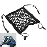 CoCocina Motorcycle Luggage Net Hook Hold Bag Cargo Bike Scooter Mesh