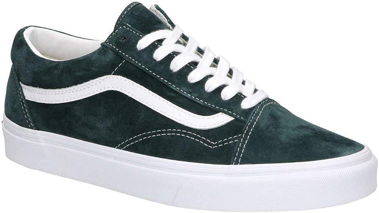 Vans Old Skool Sneakers Damen Herren Unisex Dunkelgrün