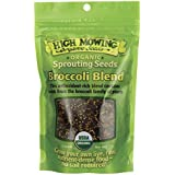 High Mowing Organic Sprouting Seeds Broccoli Blend -- 3 oz