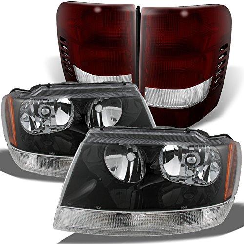 Jeep Cherokee Headlight Replacement - 3