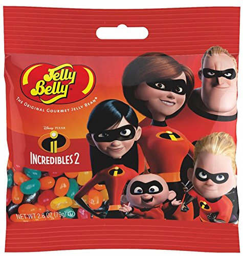Incredibles 2: Jelly Beans 2.8 oz Bag (Each)