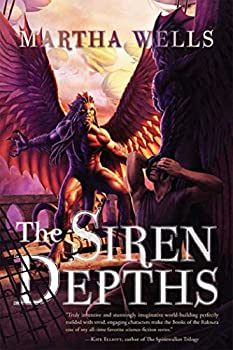 The Siren Depths by Martha Wells fantasy book reviews