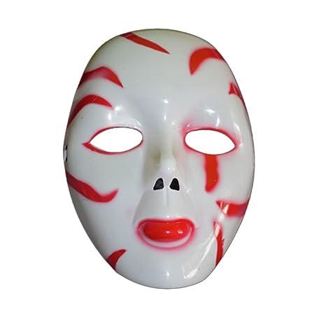 LUFA Máscara de Halloween Mascarada Máscara de fantasma de terror Máscara de demonio Máscara de miedo
