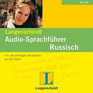 Langenscheidt Audio-Sprachführer Russisch Hörbuch